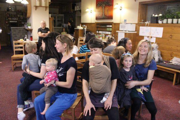 """Keep the fire"" – 2nd Mommas meeting in Czechia"